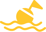 water buoy icon